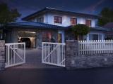 App-besturing voor garagedeuren