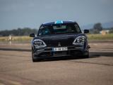 26 keer van 0–200 km/u en terug met de nieuwe Porsche Taycan
