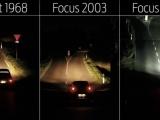 In het donker rijden op een onbekende weg? Volg gewoon de koplampen! Nieuwe technologie voorspelt de weg