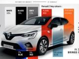 Renault geeft de wereld kleur
