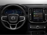 Volledig elektrische Volvo XC40 krijgt nieuw infotainmentsysteem met Android en ingebouwde Google-technologieën