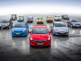 Opel Kadett viert tachtigste verjaardag!