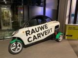 Eerste Carver uitgeleverd in Rotterdam.