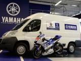 Fiat Professional staat achter het Yamaha Factory Racing Team