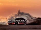 Dynamiek onder hoogspanning: Audi e-tron