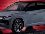 Hyundai onthult de sportieve N Line-uitvoering van de nieuwe TUCSON