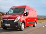 Nieuwe motoren en technologie voor Opel Movano
