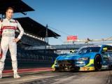 Audi stapt met Robin Frijns in nieuw DTM-seizoen