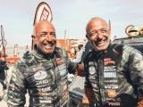 De Coronel's staan weer op Maxxis bij de Dakar-rally