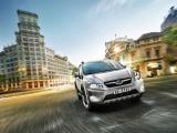 Subaru breidt XV-gamma uit met zeer complete comfort en premium uitvoeringen