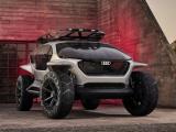 Audi AI:TRAIL quattro: offroader van de toekomst