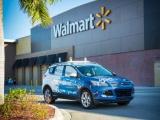 Ford, Walmart en Postmates werken samen voor zelfrijdende thuisbezorging