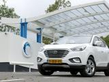Hyundai zet eerste 'waterstofauto' op Nederlands kenteken