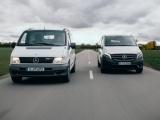 Mercedes-Benz Vito: al 25 jaar een betrouwbare partner