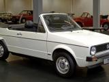 Veertig jaar Volkswagen Golf Cabriolet
