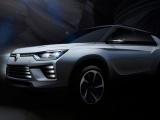 Salon van Geneve: Internationaal debuut voor de nieuwe SsangYong XLV en de SIV-2 Concept