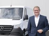 René Achinger nieuwe Managing Director van Mercedes-Benz Vans BeNeLux