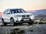 Vernieuwde BMW X3 met nieuwe, krachtige tweeliter dieselmotor