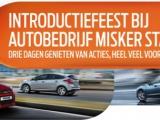 Introductiefeest bij Autobedrijf Misker Stadskanaal!