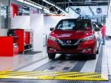Nissan produceert 500.000ste LEAF!