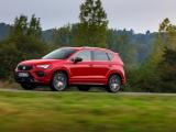 Nieuw topmodel voor de populaire SEAT Ateca: 2.0 TSI 4Drive