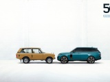 Land Rover viert 50‑jarig jubileum van Range Rover met exclusieve limited edition Range Rover Fifty