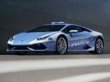 Lamborghini Huracán Polizia voor Italiaanse Rijkspolitie
