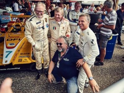 Historic Grand Prix Zandvoort: Porsche boys brengen publiek in vervoering