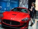 Maserati op de Geneva Motor Show