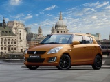 Suzuki Swift Bandit maakt glorieuze comeback