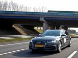 Audi onderstreept Voorsprong door Techniek met semi-zelfrijdende auto's tijdens Nationale Platoon Test