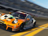 Porsche24 driven by Redline aan de start van virtuele 24-uursrace Daytona