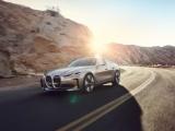 De BMW Concept i4.