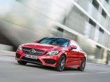 De nieuwe Mercedes-Benz C-Klasse Coupé