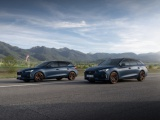 Topscore voor CUPRA Leon e-HYBRID in strenge Euro NCAP-test