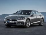 Nieuwe Audi A5 en S5 Sportback - design ontmoet functie
