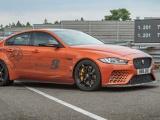 Jaguar XE SV Project 8 verbreekt eigen record op de NÜrburgring-Nordschleife