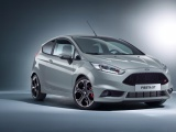 Ford onthult in Genève Fiesta ST200