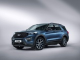 Maximale Euro NCAP veiligheidsscore voor nieuwe Ford Explorer Plug-In Hybrid