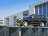Toyota Land Cruiser maakt werelddebuut in Frankfurt