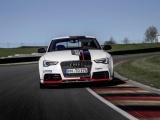 Elektrische compressor zorgt voor indrukwekkende dieselpower in Audi RS 5 TDI competition concept