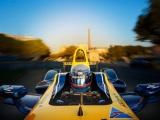 Renault partner van 100% elektrische Formule E-race in straten van Parijs