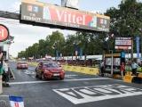 Finish Tour de France: ŠKODA KODIAQ rijdt als eerste over de eindstreep