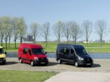 25 jaar innovatie: de Mercedes-Benz Sprinter is jarig