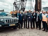 Louwman start bouw duurzaamste dealerbedrijf van Nederland