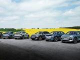 Audi plukt vruchten van e-platformsynergieën Volkswagen Groep