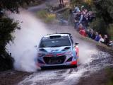 Kevin Abbring steelt show op Corsica met Hyundai i20 WRC