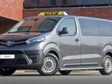 Toyota introduceert negenpersoons PROACE TAXI uitvoeringen
