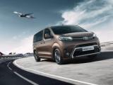 Toyota introduceert PROACE met nieuwe aandrijflijn: 2.0 D-4D motor met 90 kW/122 pk en 8-trapsautomaat