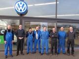 Vestiging Century Autogroep in Sappemeer verder als Volkswagen Service en Volkswagen Bedrijfswagens Service vestiging